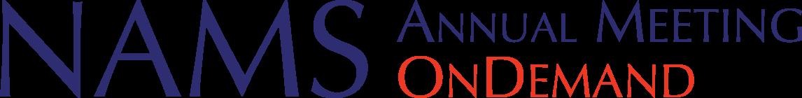 North American Menopause Society (NAMS) Annual Meeting logo